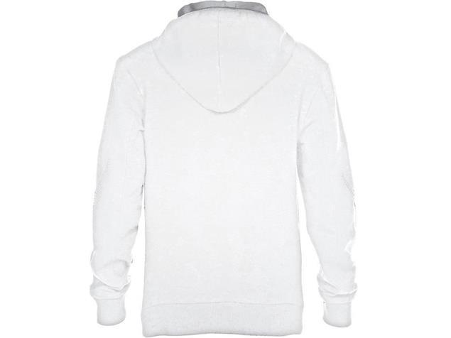 Arena Teamline Hoodie Kapuzenpulli - XS white
