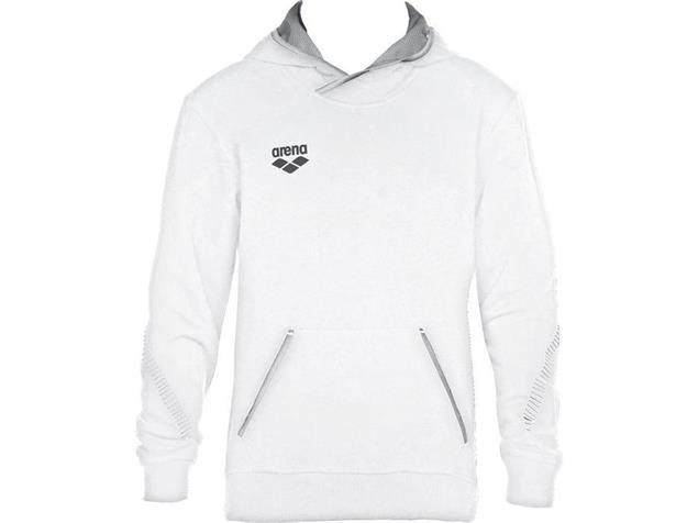 Arena Teamline Hoodie Kapuzenpulli - L white