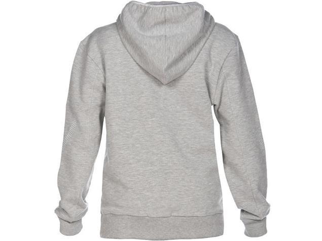 Arena Teamline Hoodie Kapuzenpulli - XL medium grey melange