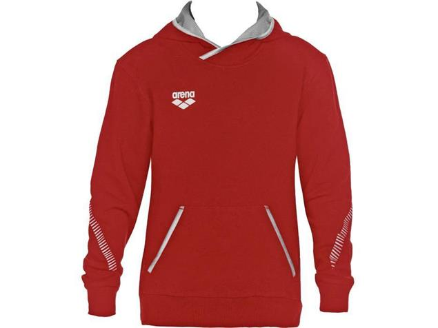 Arena Teamline Hoodie Kapuzenpulli - XL red
