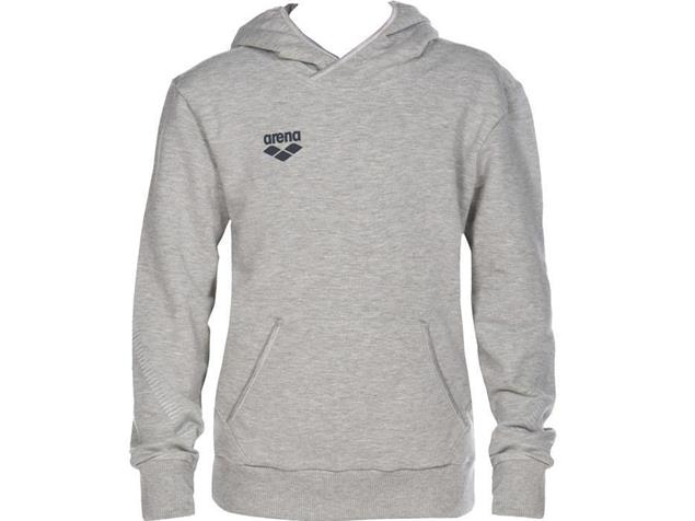 Arena Teamline Hoodie Kapuzenpulli - XXXL medium grey melange