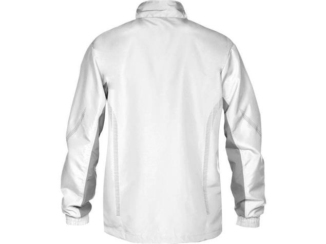 Arena Teamline Warm Up Jacket Trainingsjacke - XXXL white/grey