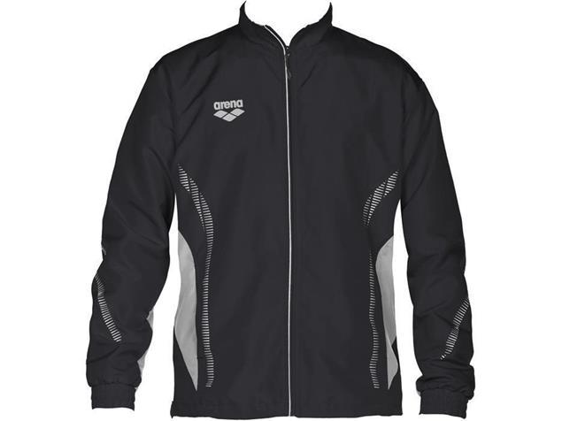 Arena Teamline Warm Up Jacket Trainingsjacke - L black/grey