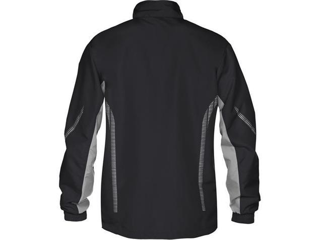 Arena Teamline Warm Up Jacket Trainingsjacke - XXXL black/grey