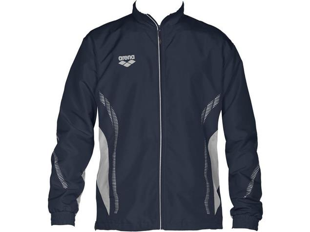 Arena Teamline Warm Up Jacket Trainingsjacke - XS navy/grey