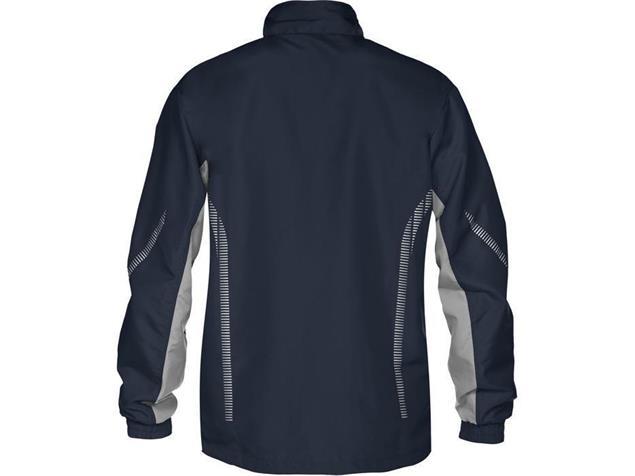 Arena Teamline Warm Up Jacket Trainingsjacke - XXXL navy/grey