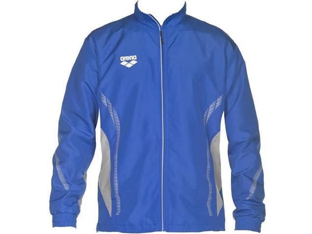 Arena Teamline Warm Up Jacket Trainingsjacke - XXL royal/grey