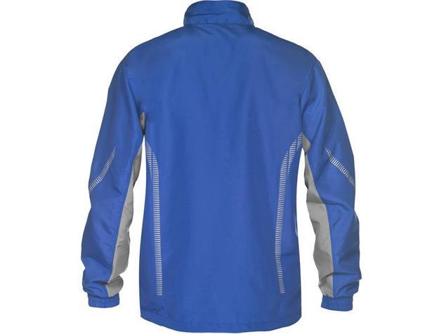Arena Teamline Warm Up Jacket Trainingsjacke - XXXL royal/grey