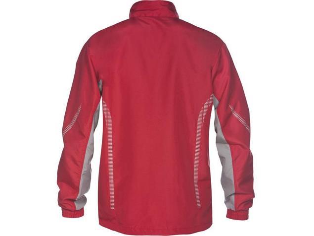 Arena Teamline Warm Up Jacket Trainingsjacke - S red/grey