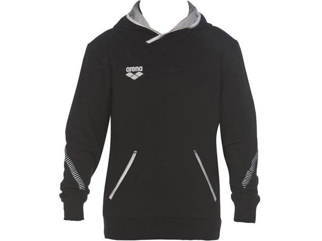 Arena Teamline Junior Hoodie Kaputzenpulli - 128 black