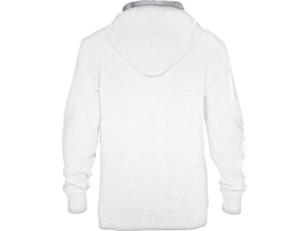 Arena Teamline Junior Hoodie Kaputzenpulli - 116 white