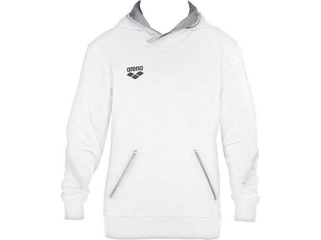 Arena Teamline Junior Hoodie Kaputzenpulli - 140 white