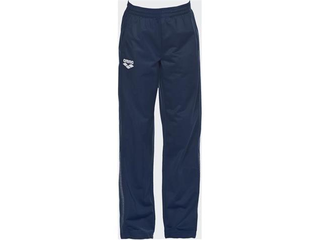 Arena Teamline Junior Knitted Poly Pant Trainingshose - 128 navy