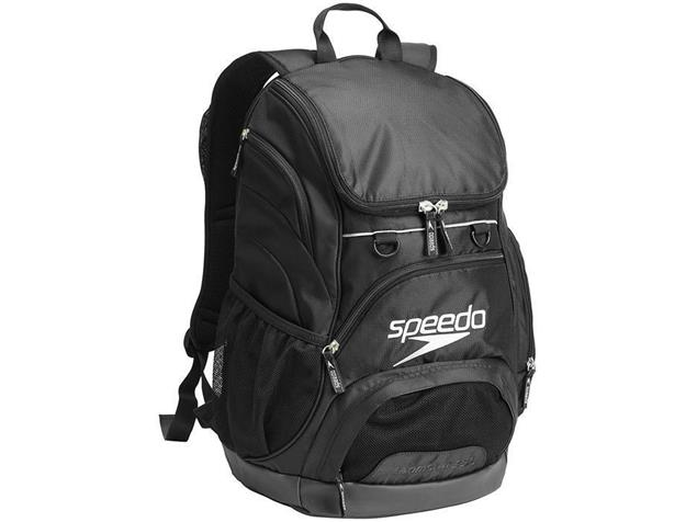 speedo teamster rucksack 35 liter black. Black Bedroom Furniture Sets. Home Design Ideas