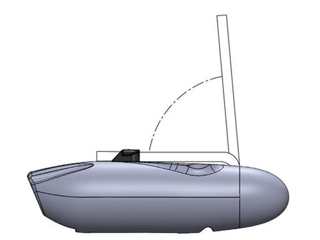 Xlab Torpedo Reload Upgrade Kit black