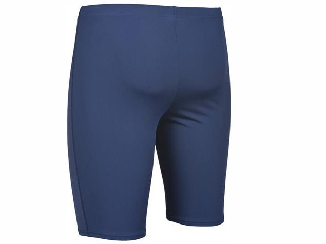 Arena Solid Jammer Badehose - 8 navy/white