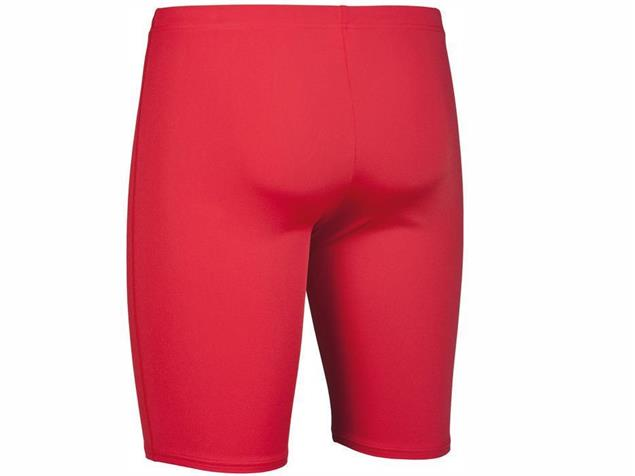 Arena Solid Jammer Badehose - 8 red/white