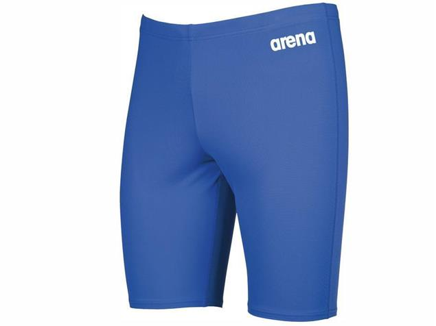 Arena Solid Jammer Badehose - 8 royal/white