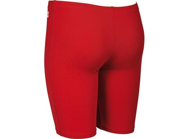 Arena Solid Jammer Jungen Badehose - 116 red/white