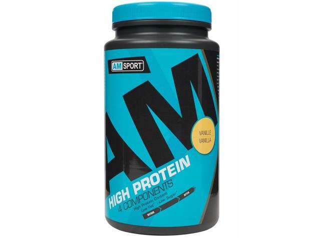 AMSPORT High Protein 600g Dose - vanille