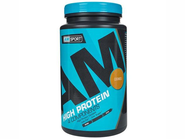 AMSPORT High Protein 600g Dose - cookies