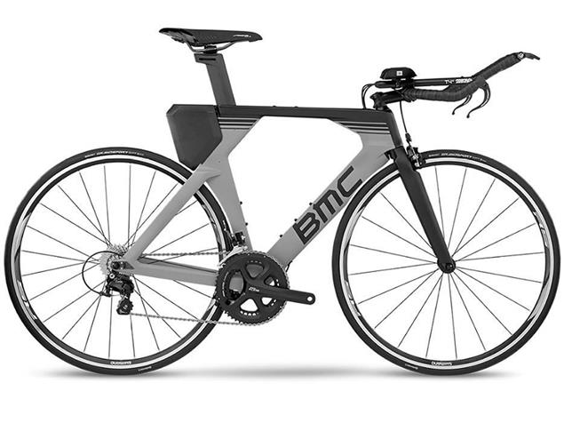 BMC Timemachine TM02 105 Triathlonrad - M-S grey