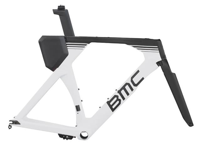BMC Timemachine TM02 Rahmenset - L white