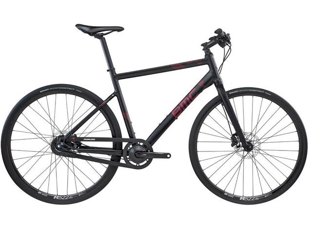 BMC Alpenchallenge AC02 IGH Nexus 8 Speedbike - XL wine