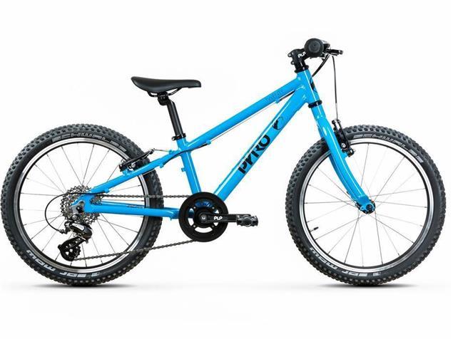 Pyro Twenty Mountainbike - L blau