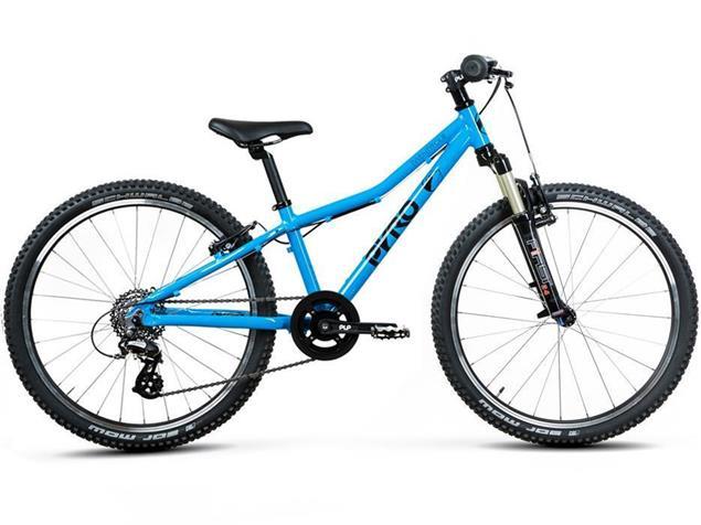 Pyro Twentyfour Suspension Mountainbike - L blau