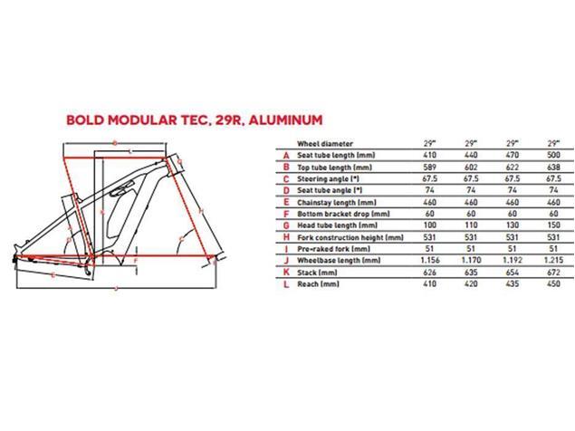 Focus Bold² Plus 29 LTD MTB Elektrorad - 44/M magicblack/maliblue