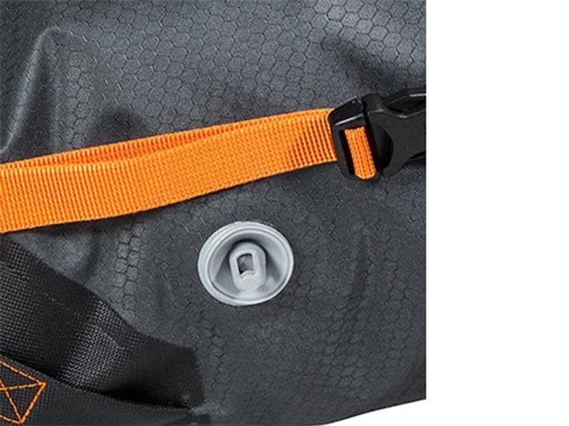 Ortlieb Seat-Packer Satteltasche - schiefer