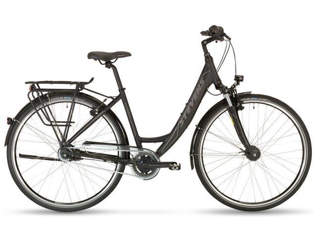 Stevens Elegance Forma Citybike - 46 velvet black