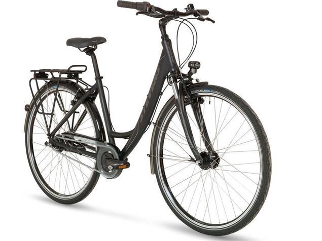 Stevens Elegance Forma Citybike - 52 velvet black