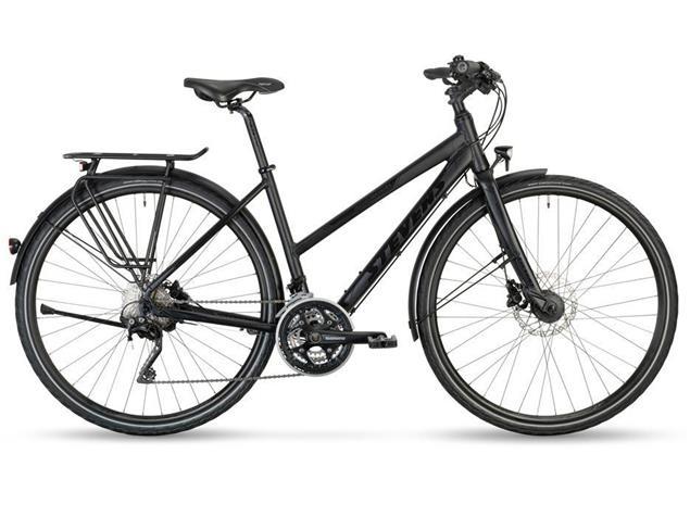 Stevens Randonneur Disc Lady Trekkingrad - 54 velvet black