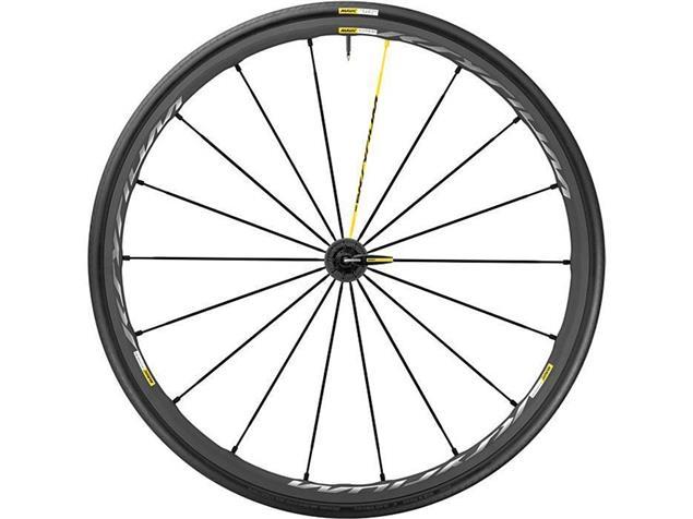 Mavic Ksyrium Pro Exalith 25 Laufradsatz - Shimano/SRAM Drahtreifen