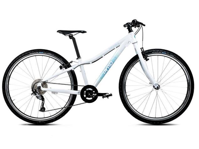 Pyro Twentysix V-Brake 2x10 Mountainbike - S weiss