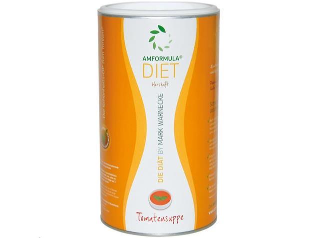 AMFORMULA Diet Protein Tomatensuppe Dose