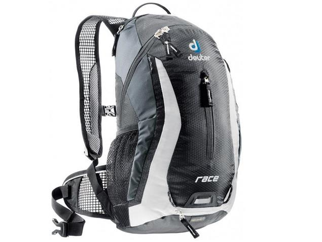 deuter Race Rucksack - black/white