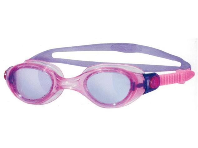 Zoggs Phantom Junior Schwimmbrille - pink-pink/tinted pink