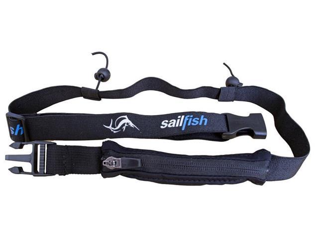 Sailfish Racenumberbelt Pocket Startnummernband