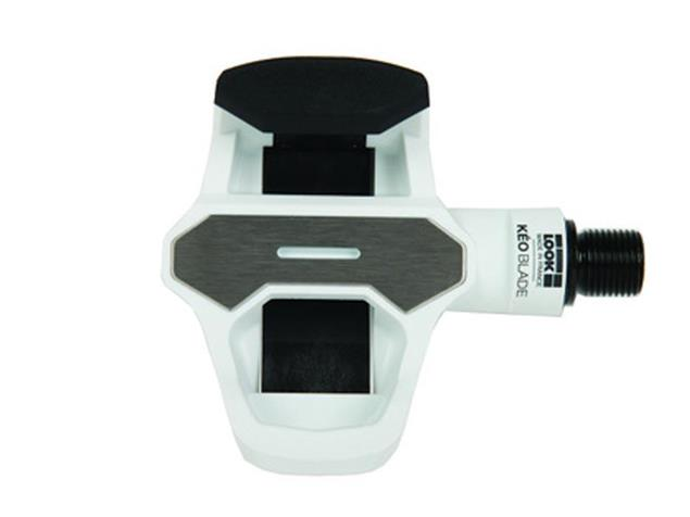 Look KeO Blade Pedal white - 12 Nm