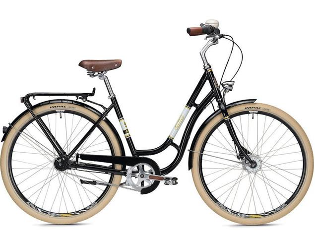 Falter R 4.0 Classic Damen Cityrad - 45 schwarz
