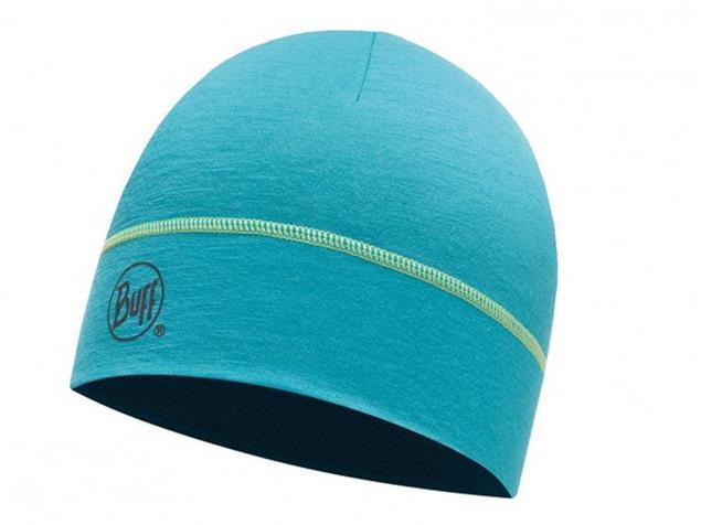 Buff Merino 1 Layer Mütze - solid viridian