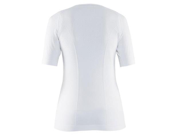 Craft Cool Intensity Run Women Shirt SS kurzarm - S white