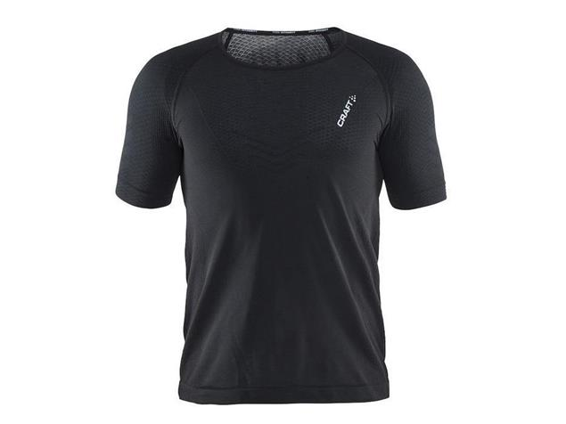 Craft Cool Intensity Run Men Shirt SS kurzarm - S black