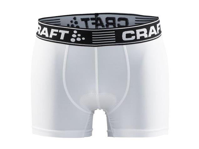 Craft Greatness Bike Boxer Men Unterhose - XL white