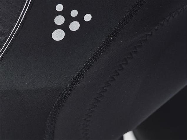 Craft Verve BibShorts Men Trägerhose kurz - XL black