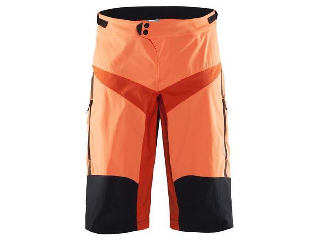 Craft Verve XT Shorts Men kurz - XL black/flourange