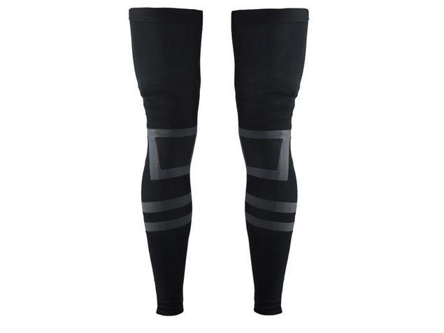 Craft Seamless Leg Warmer 2.0 Beinling - M/L black